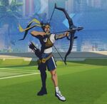 Hanzo Spray - Archery - Olympics