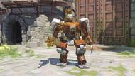 Bastion woodbot golden recon