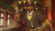 Lunar New Year 2018 menu McCree