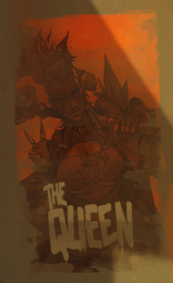 Queen of Junkertown