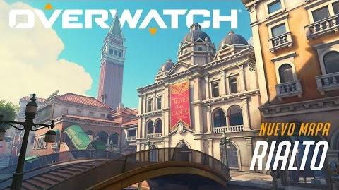 YonedgeHp/El mapa Rialto de Overwatch ya está disponible