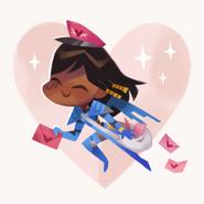 Pharah - Valentine
