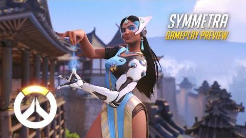 Symmetra Gameplay Preview