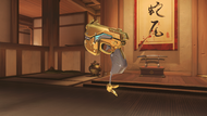 DVa carbonfiber golden lightgun