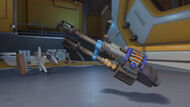 Wrecking Ball chloride quad cannon