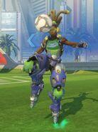Lucio Olympics Juggling Emote