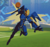 Pharah Spray - Basketball
