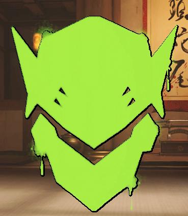 File:Genji Spray - Green Ninja.png