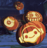 Halloween Terror Spray - Pumpkins