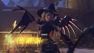 Junkenstein's Revenge-Witch