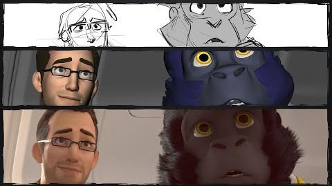 Animated short