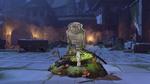 Genji halloweenterror victorypose rip