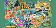 BlizzardWorld - Map