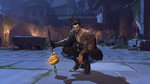 Hanzo halloweenterror victorypose skewered