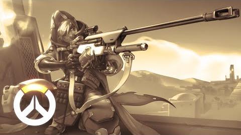 Hintergrundgeschichte von Ana Overwatch (DE)