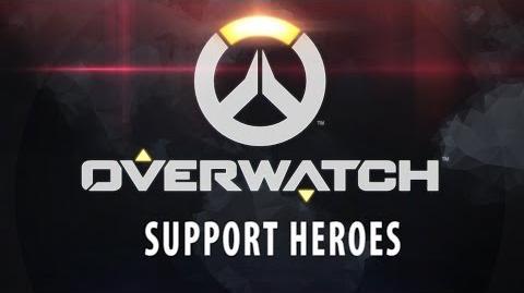 Overwatch Support Heroes Overview ,Tutorial & All Abilities (Open Beta)
