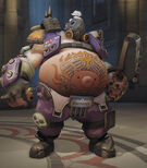Roadhog purple