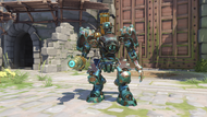 Bastion gearbot golden recon