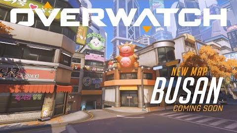 COMING SOON Busan New Control Map Overwatch