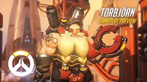 Torbjörn Gameplay Preview