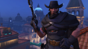 Retribution Menu McCree