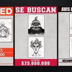 Wanted Bilder