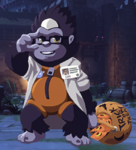Winston Spray - Trick Or Treat