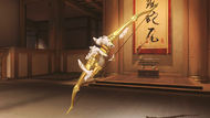 Hanzo okami golden stormbow