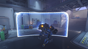 Barrier reinhardts
