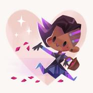 Sombra - Valentine