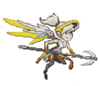 Mercy Spray - Pixel