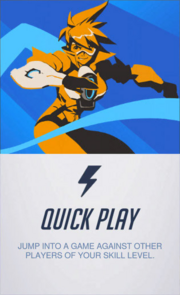 Gamemoge quickplay