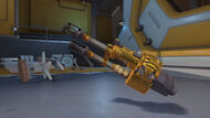 Wrecking Ball classic golden quad cannon
