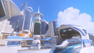 Busan splash - Overwatch