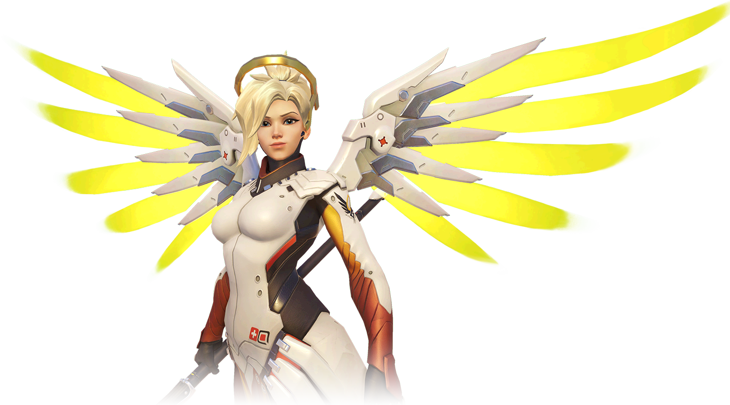 Image result for mercy overwatch