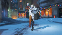 Mercy winterwonderland toast