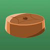 New Year Cake icon