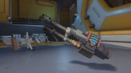 Wrecking Ball lithium quad cannon
