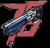 Soldier 76 Spray - Rifle
