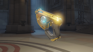 Tracer classic golden pulsepistols
