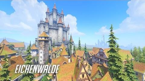 Eichenwalde Vorschau auf neue Karte Overwatch (DE)