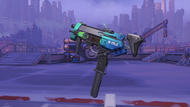 Sombra mar machinepistol
