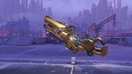 Zarya taiga golden particlecannon
