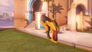 Mercy amber caduceusblaster