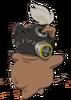 Roadhog Spray - Free Pig