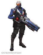 Soldier 76 Concept