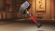 Torbjorn viking skin forge hammer