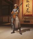 Ana-skin-horus
