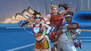 Summer Games 2017 Menu 1