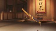 Genji oni golden wakizashi